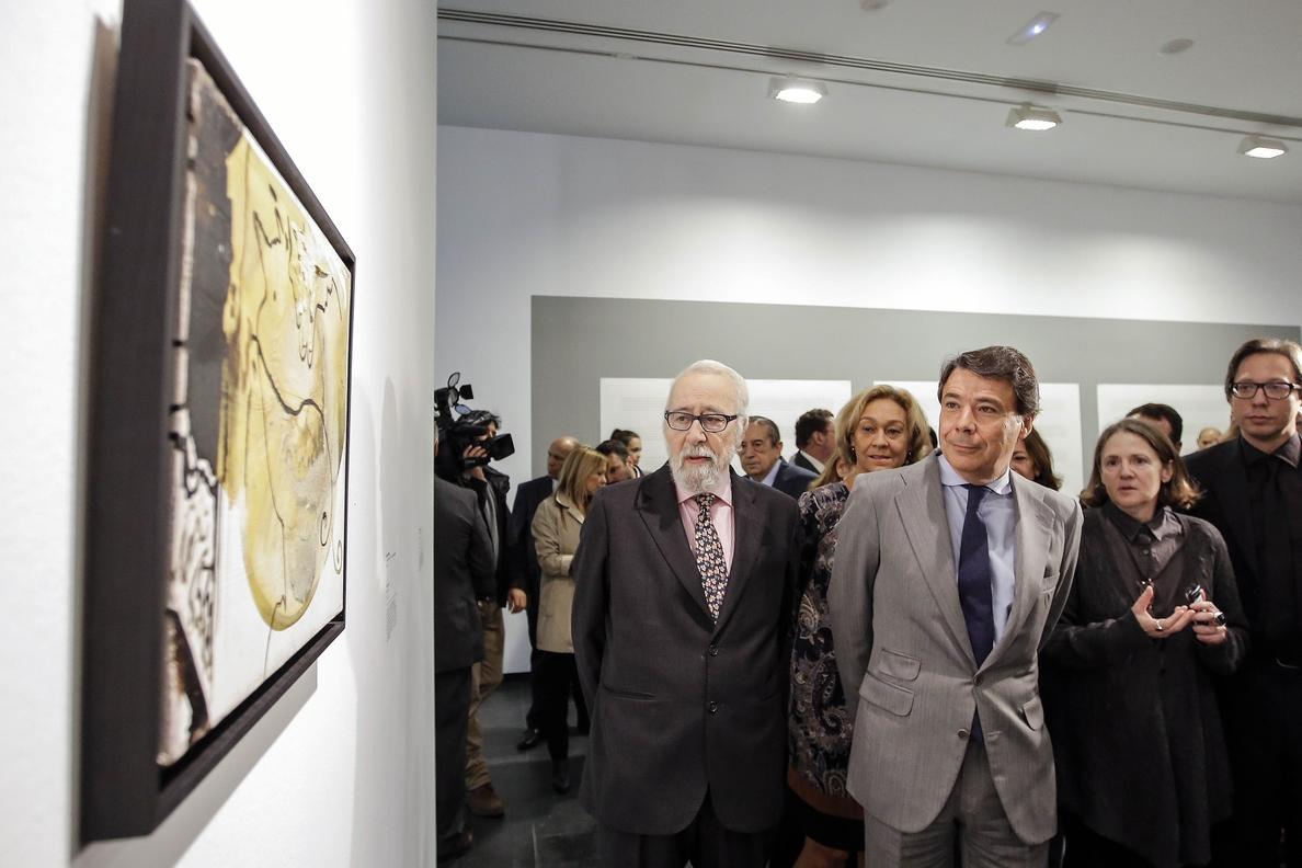 La exposición »Colección Fundación Arco» vuelve al Centro de Arte 2 de Mayo tras permanecer 20 años en Galicia