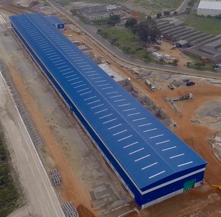 (Ampl.) Corporación Gestamp inaugura una fábrica de torres eólicas en Sudáfrica, de 20 millones de inversión