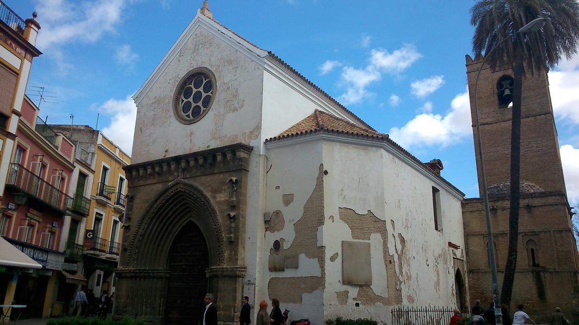 La Archidiócesis entrega a Urbanismo el proyecto de la segunda fase de la restauración de Santa Catalina