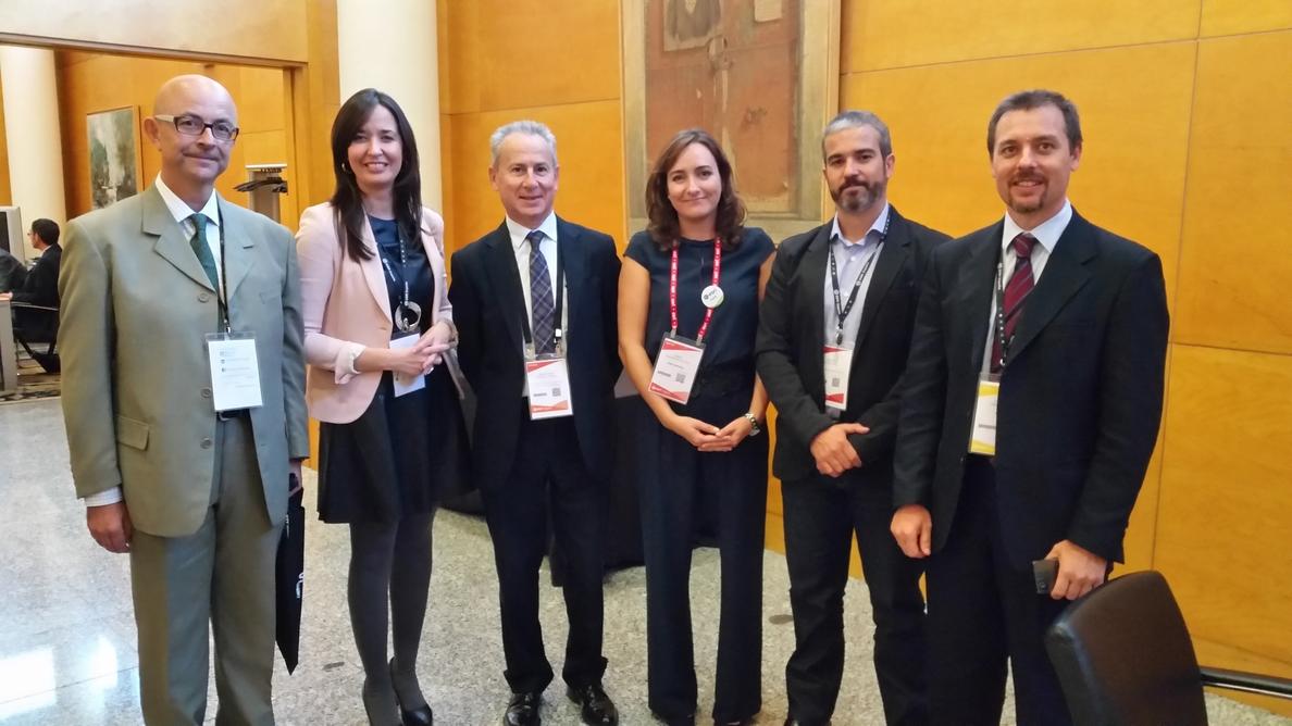 La Confederación Hidrográfica del Segura consigue el  premio a la mejor ponencia de la conferencia Esri 2014
