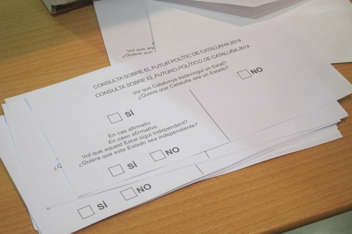 El Gobierno alega que el nuevo 9N tiene las características «de un referéndum»