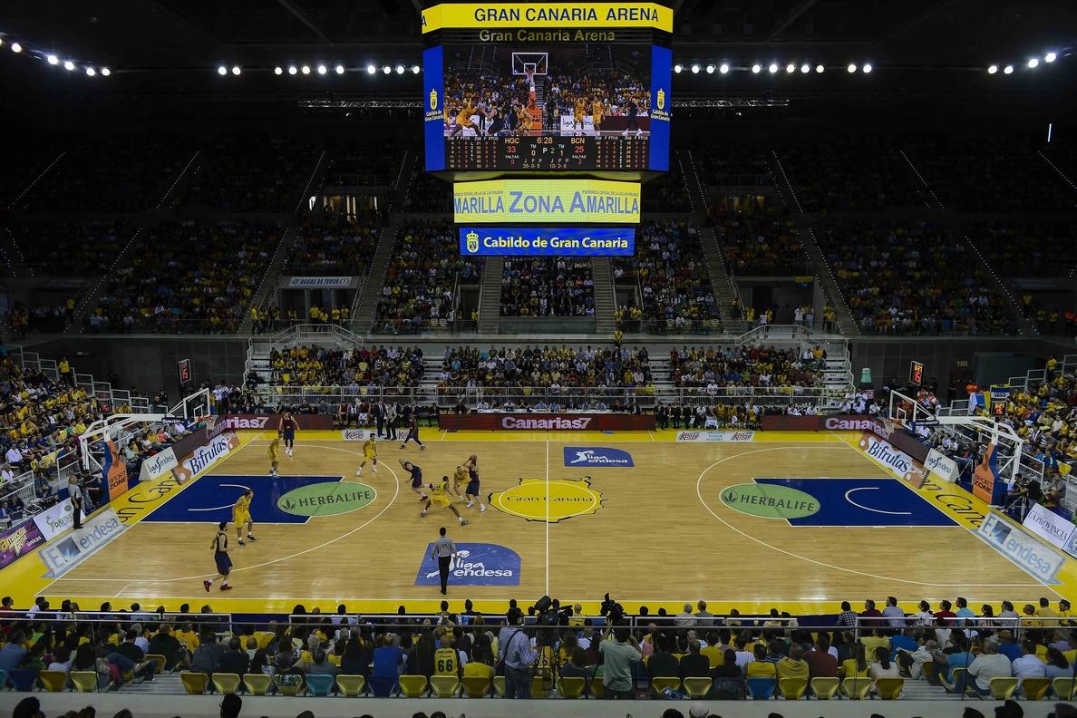 El Gran Canaria Arena recibe casi 255.000 espectadores durante sus siete primeros meses de actividad