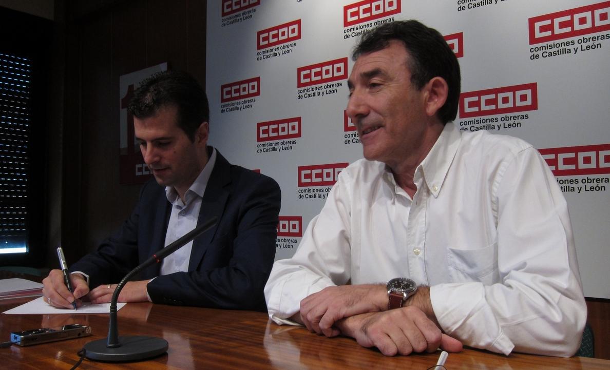 Hernández afea a la Junta que presupueste medidas de la Garantía Juvenil sin pactarlas en el Diálogo Social