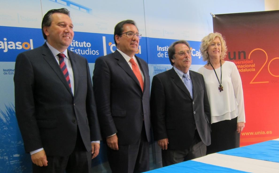 Instituto de Estudios Cajasol inaugura un nuevo curso académico con el objetivo de dinamizar la economía andaluza