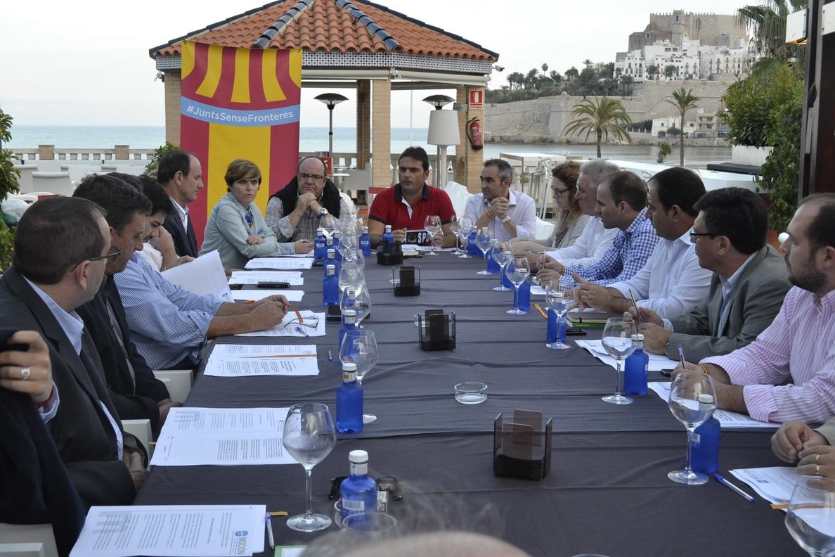 #JuntsSenseFronteres cree que las fronteras tendrían «resultados negativos» para el turismo
