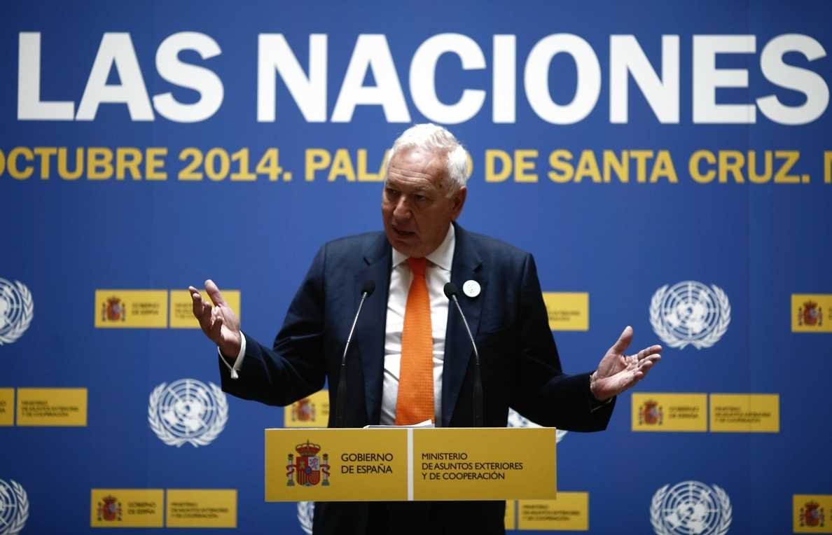 Margallo, sobre la corrupción: «Es un mal general que la gente no dimita cuando debe»