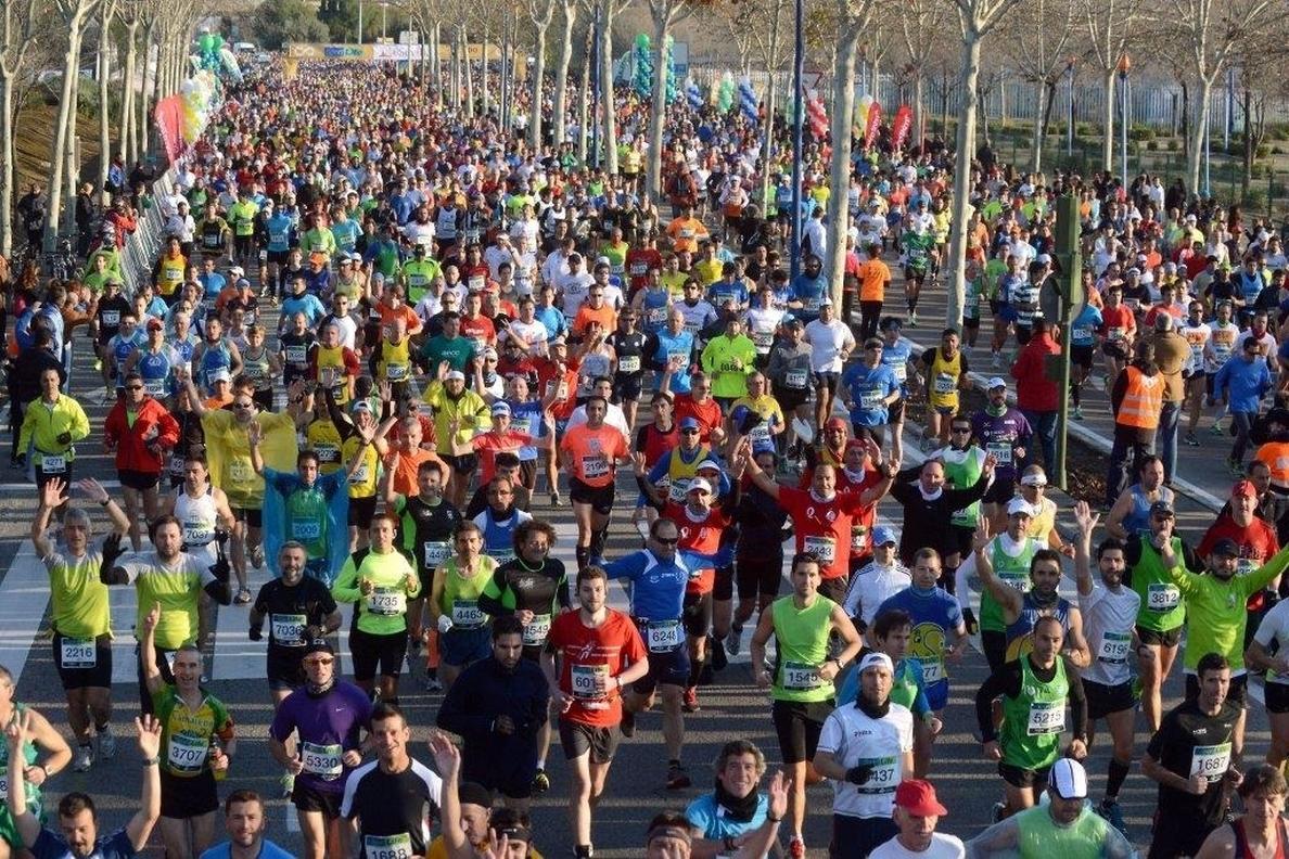 Múltiples quejas por una incidencia en la inscripción en la Maratón y la organización pide perdón
