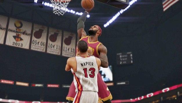 NBA 2K15 podrá jugarse gratis en Steam este fin de semana