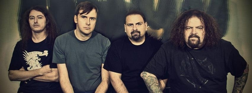 Napalm Death publicarán nuevo disco en enero