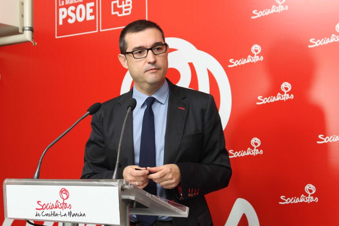 PSOE exige a García-Tizón que explique «quién» se beneficia del proyecto de la ruta fluvial hasta Ciudad de Vascos