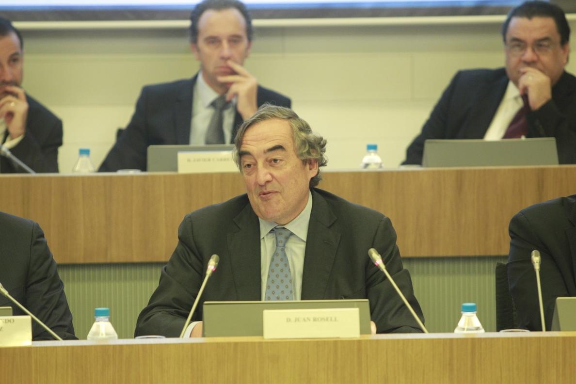 Rosell anuncia que volverá a presentarse a la Presidencia de la CEOE y promete ejemplaridad y transparencia