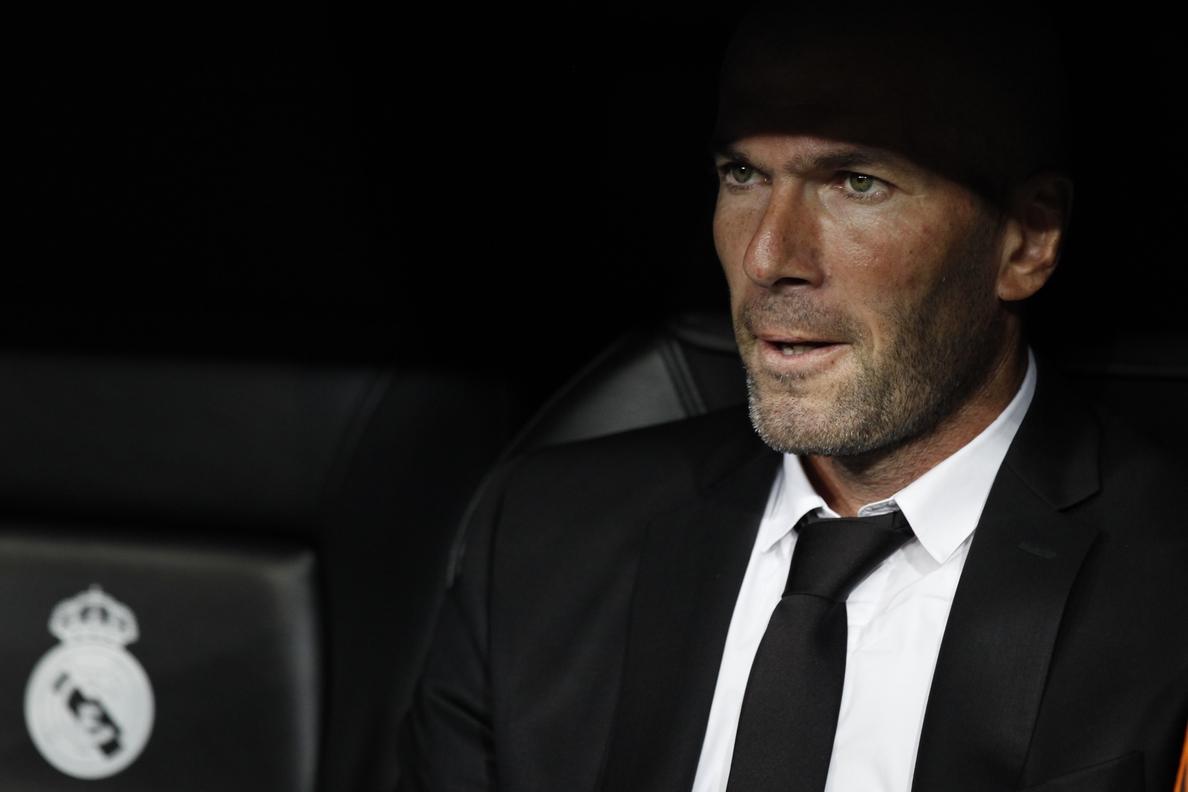 El TAD concede la cautelar a Zidane, que podrá entrenar este fin de semana