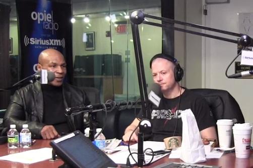Mike Tyson revela que fue agredido sexualmente cuando tenía siete años