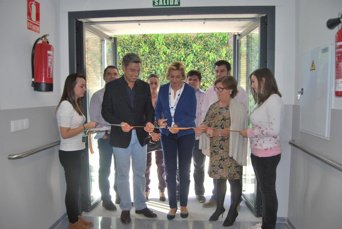 Villaviciosa cuenta ya con un nuevo equipamiento para los mayores de la localidad