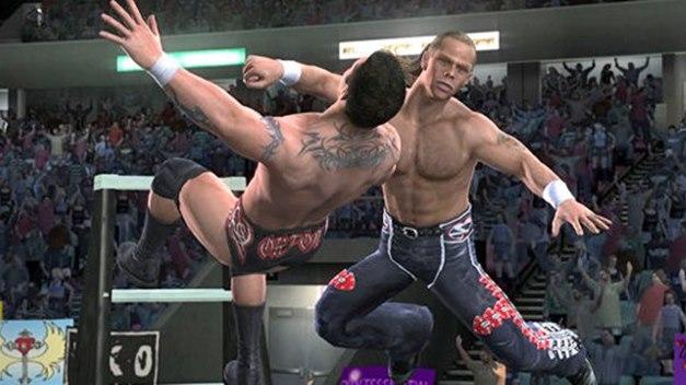 WWE 2K15 ya está disponible en PlayStation 3 y Xbox 360