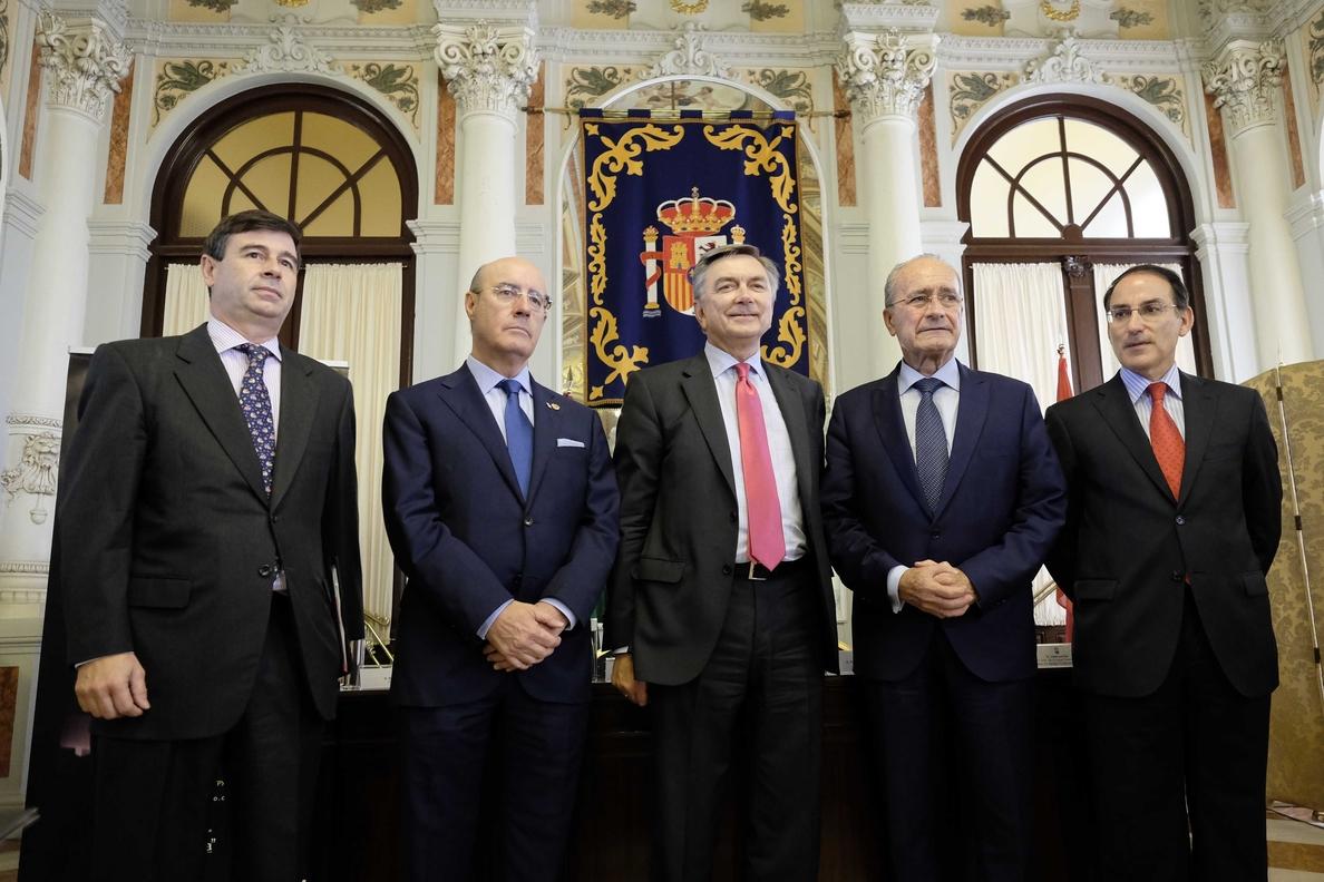 El embajador Korchagin asegura que «los rusos adoran España» y confía en el diálogo para superar la crisis