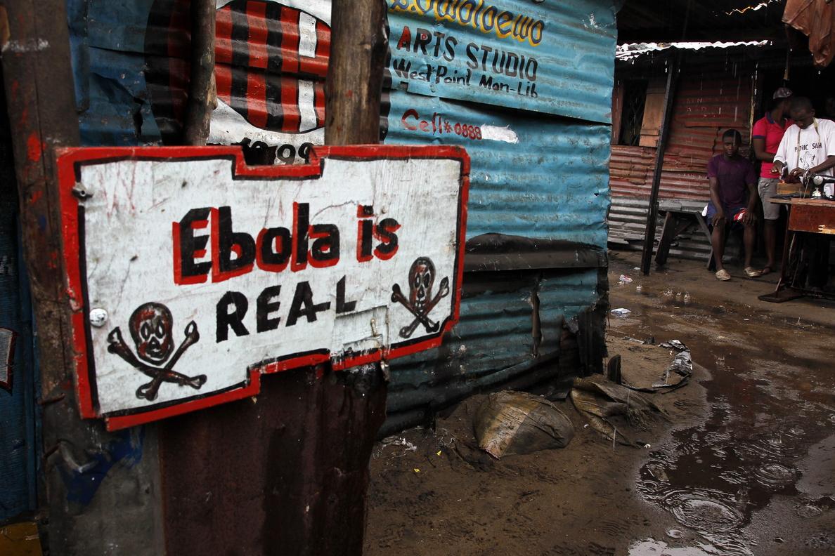 Cobran 671 euros por ser una »cobaya humana» en la lucha contra el ébola