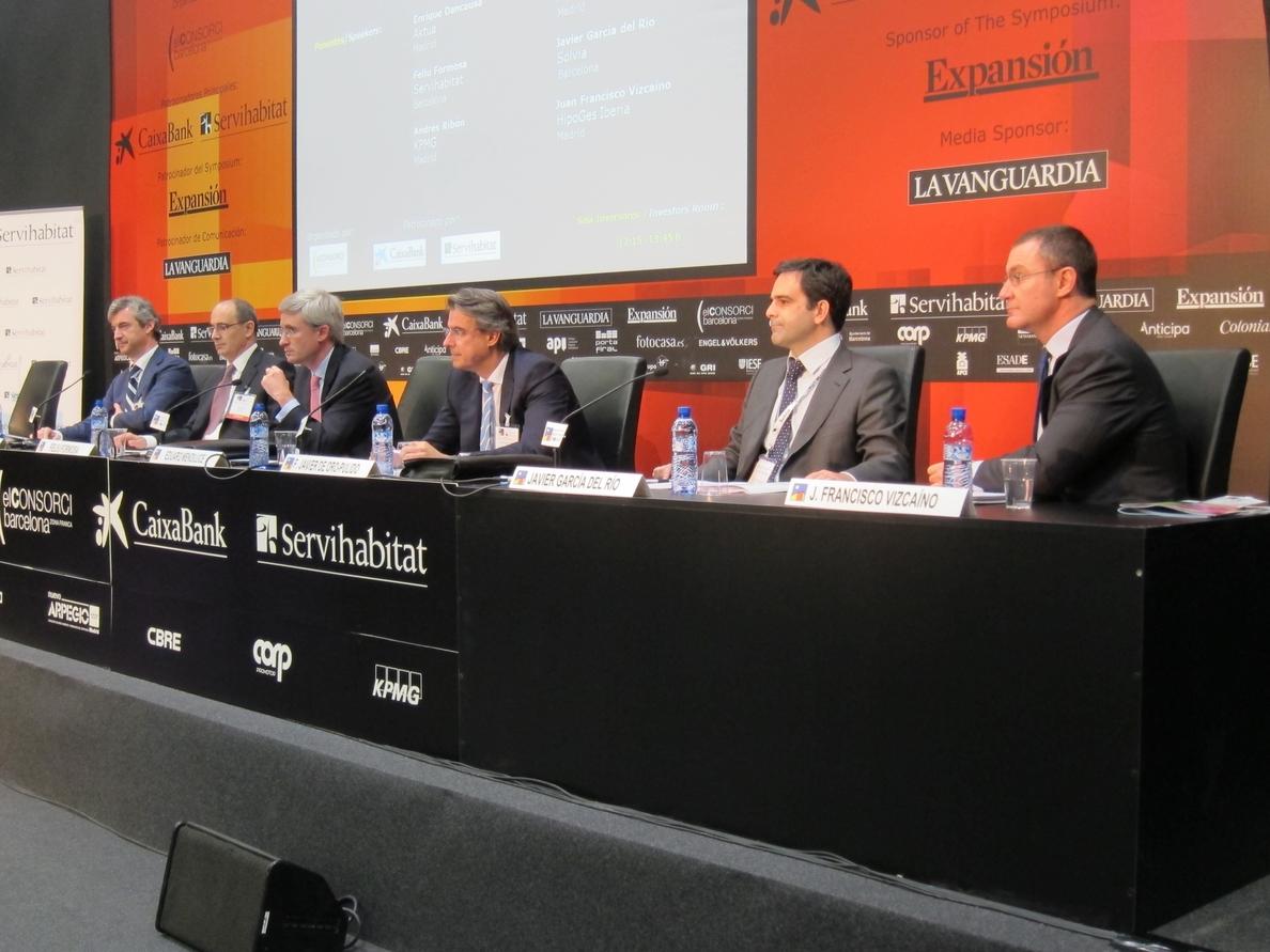 Las gestoras de activos inmobiliarios auguran fusiones en España en unos años