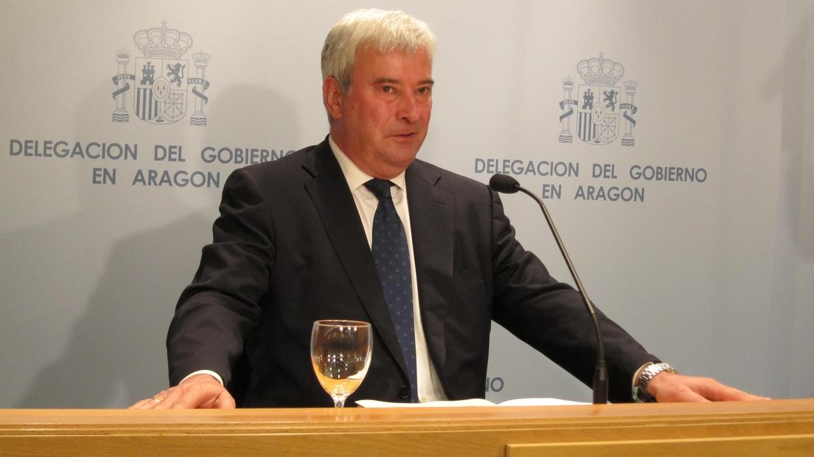 Las infracciones penales caen el 5,9% en Aragón en los tres primeros trimestres de 2014