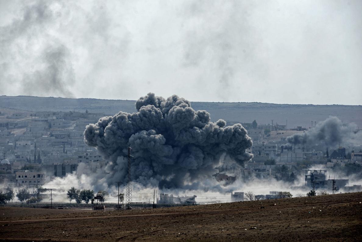 Erdogan critica que la coalición se centre solo en Kobani y no en todo Siria