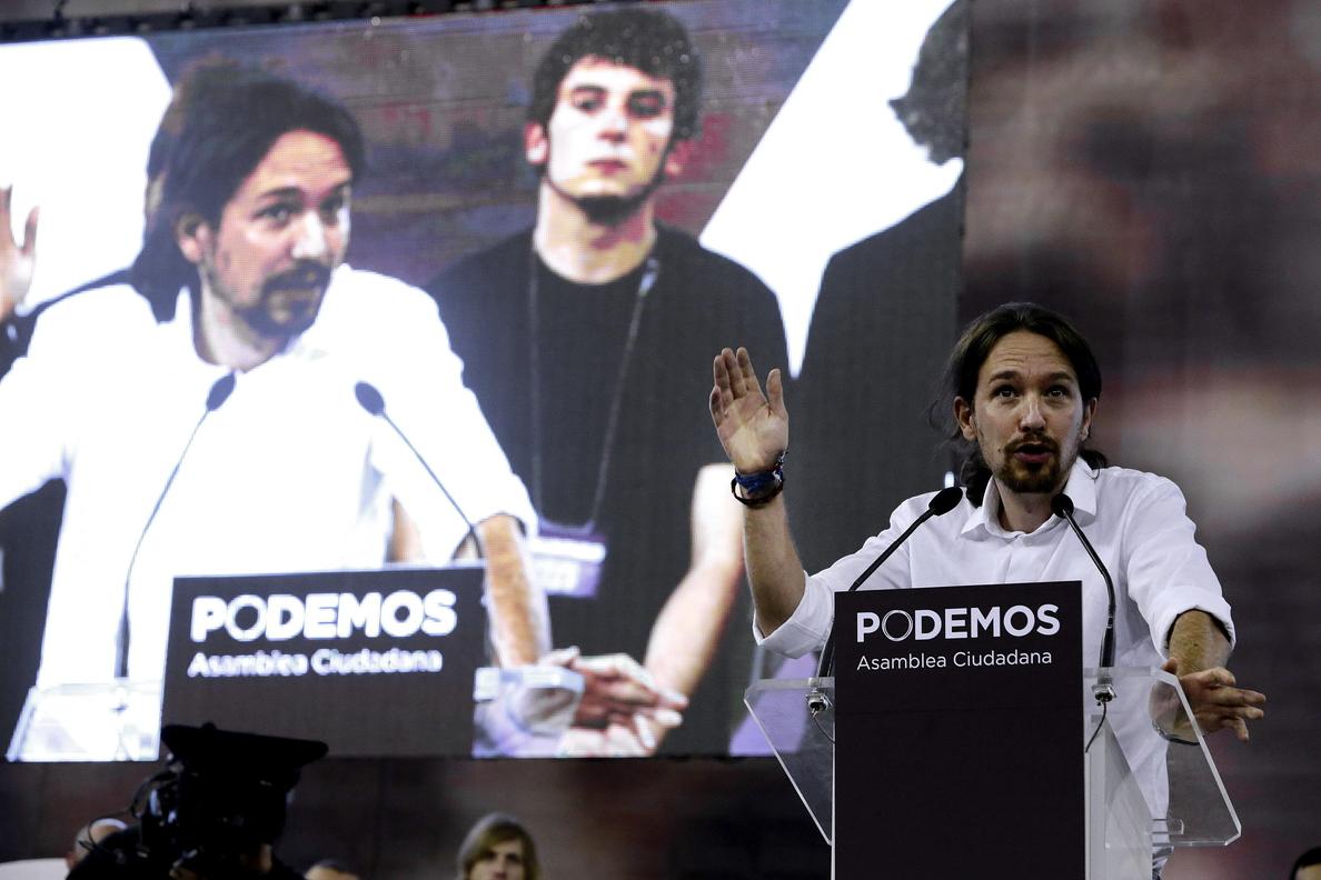 El lunes no sabremos si 'Podemos' se convierte en la primera fuerza política de España