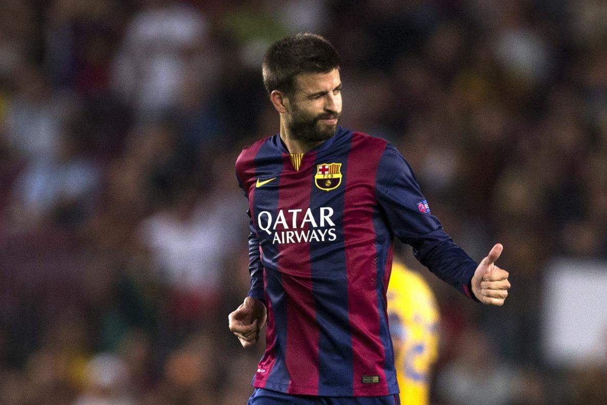 »Lucho» señala a Piqué tras caer en el Bernabéu y no estará ante el Celta
