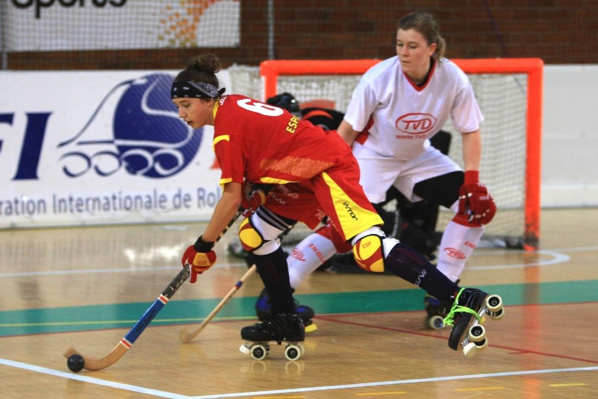 España se adjudica la novena plaza en el Campeonato del Mundo femenino de hockey sobre patines