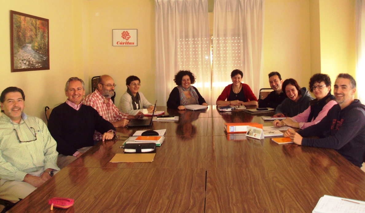Firmado el convenio colectivo de Cáritas Diocesana de Ciudad Real 2014-2017, que afecta a 80 trabajadores