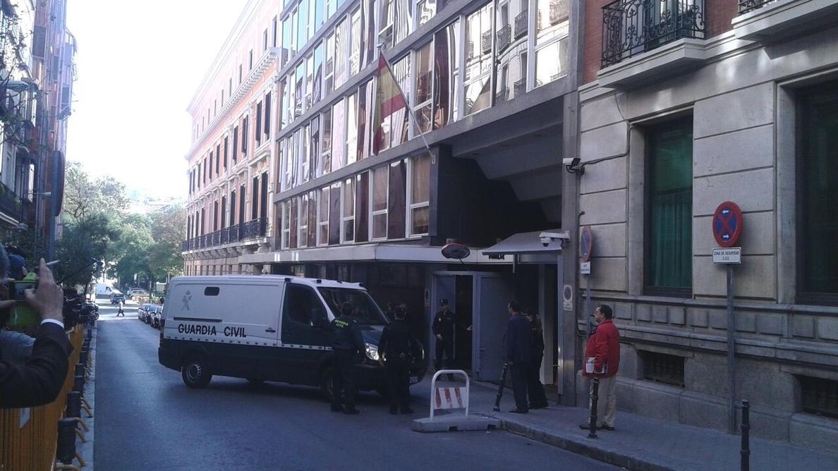 Granados, Marjaliza y el presidente de la Diputación de León, separados en distintas prisiones madrileñas