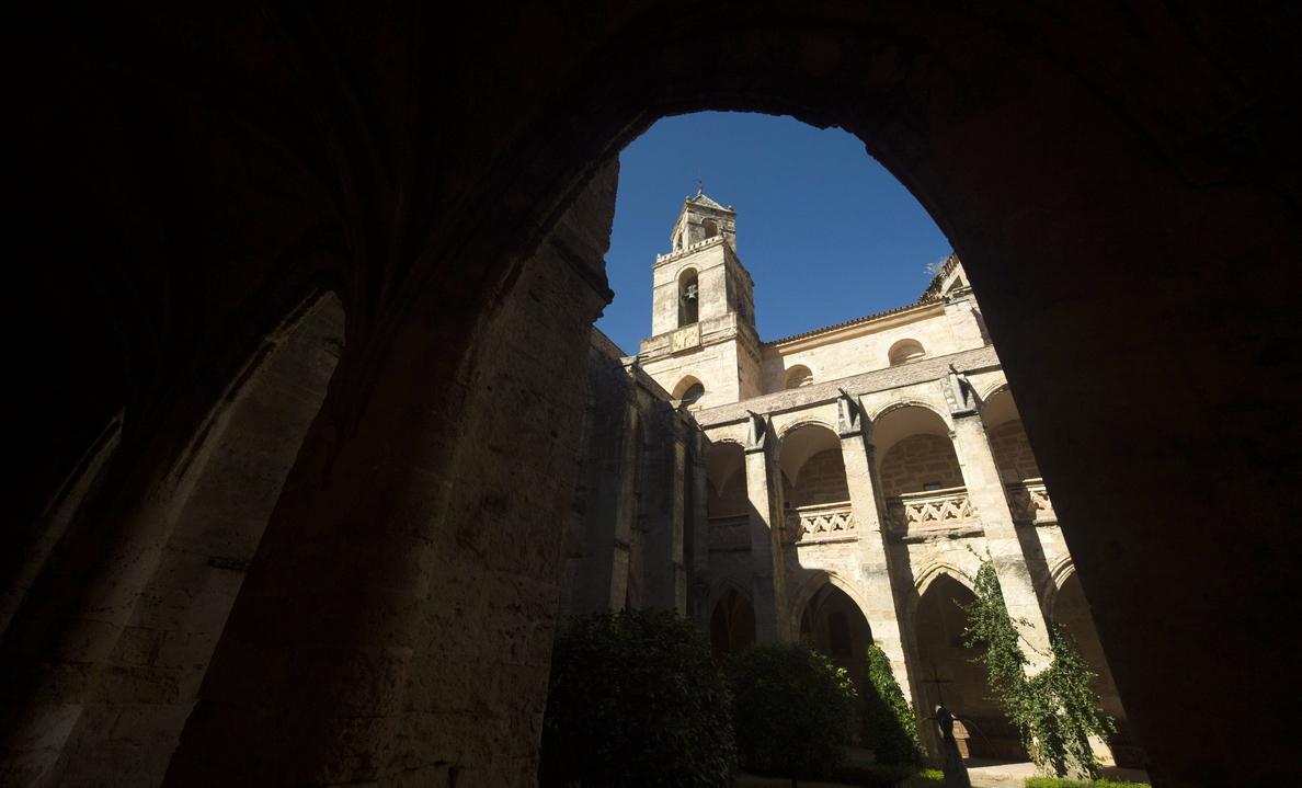 El Monasterio de San Jerónimo, una joya desconocida del gótico en Sierra Morena