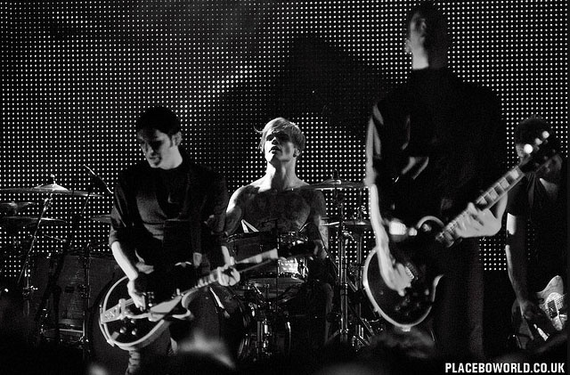 Placebo actuará en A Coruña el 1 de noviembre