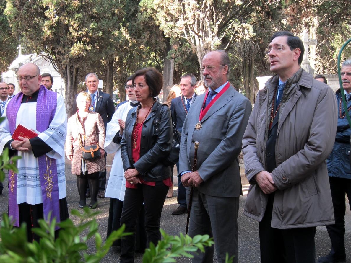 De la Riva afronta las elecciones con «contención y tranquilidad» y «sin miedo» a los socialistas Vadillo o Puente
