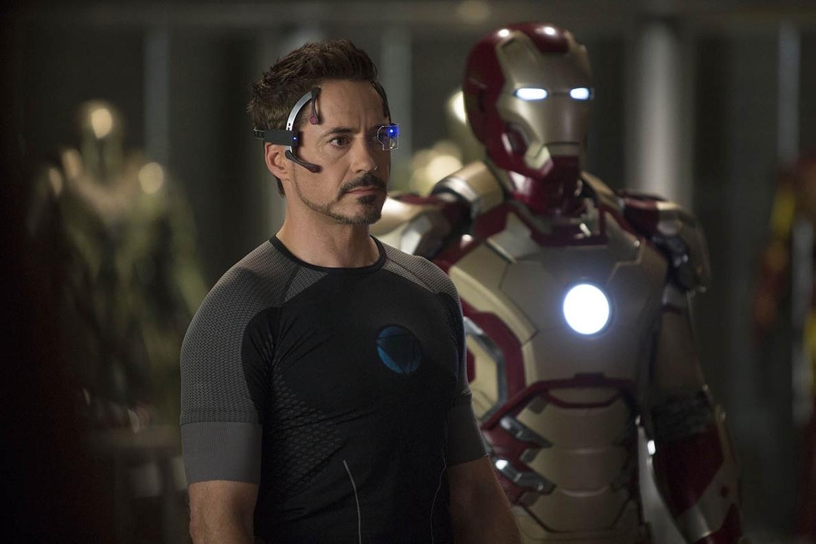 Robert Downey Jr.habLA de Iron Man 3 y Los Vengadores