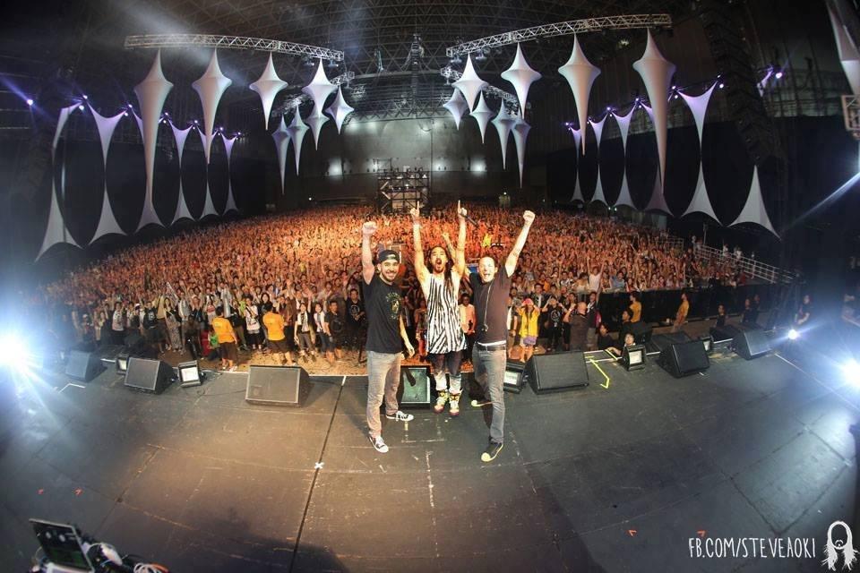 El DJ Steven Aoki no ha pisado Madrid desde la tragedia del Madrid Arena