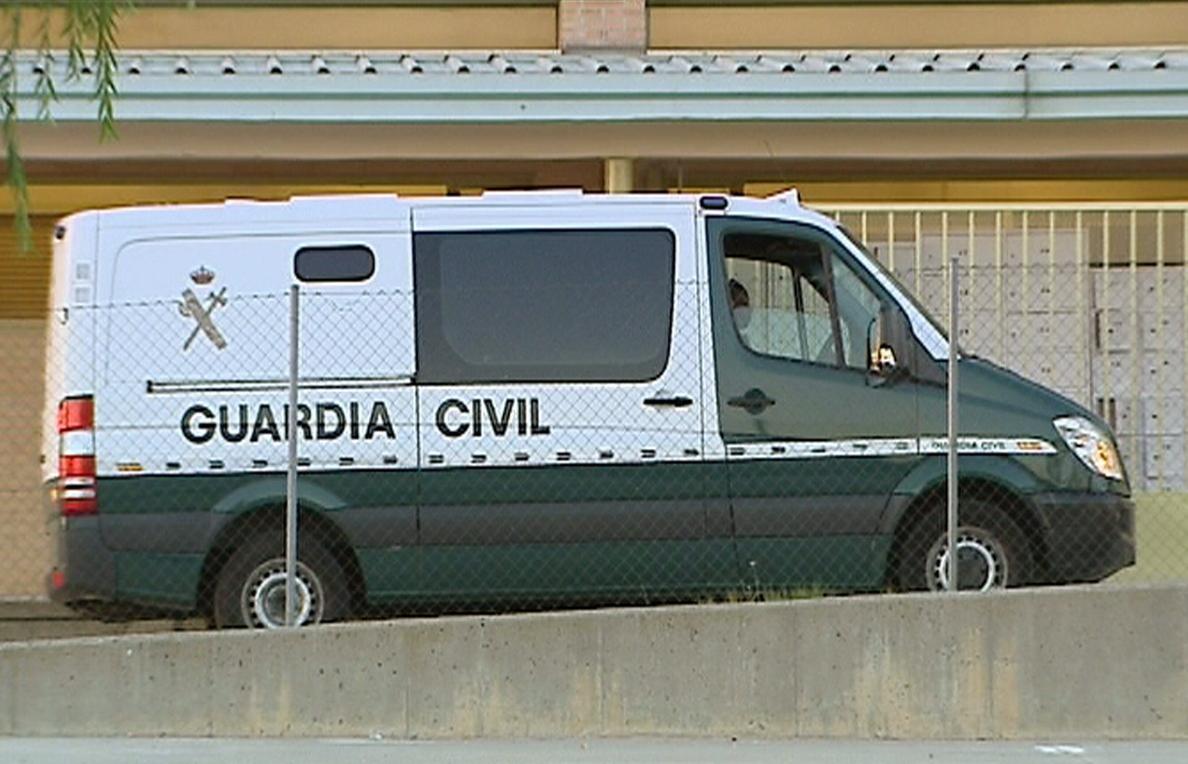 Trasladan a Granados a la cárcel de Estremera y a Marjaliza a Aranjuez