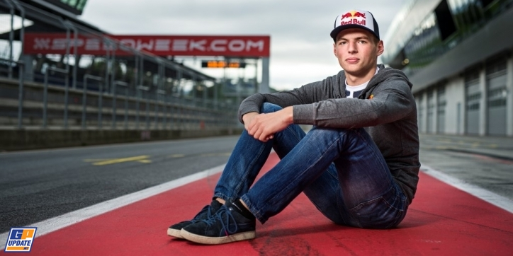 Verstappen prefiere a Vergne que a Carlos Sainz Jr. como compañero en Toro Rosso