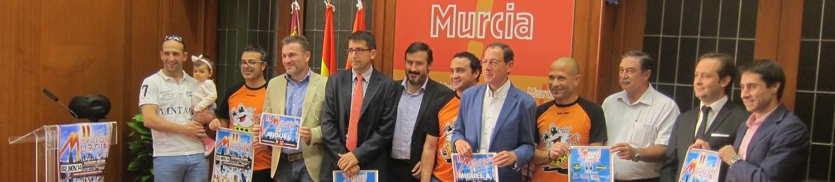 Unos 1.300 atletas se citan este domingo en el II Maratón de Murcia