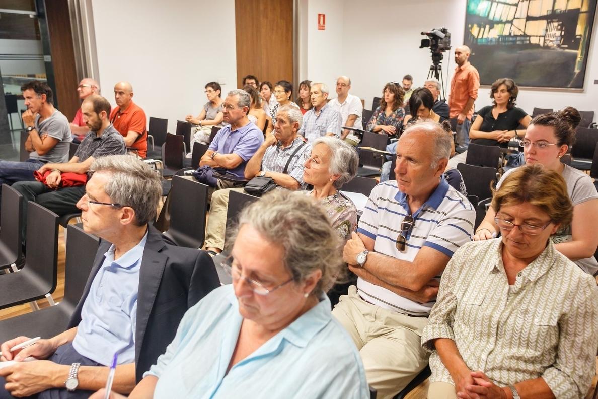 La inversión pública en cultura, a debate este martes en el ciclo Conversaciones-Solasaldiak