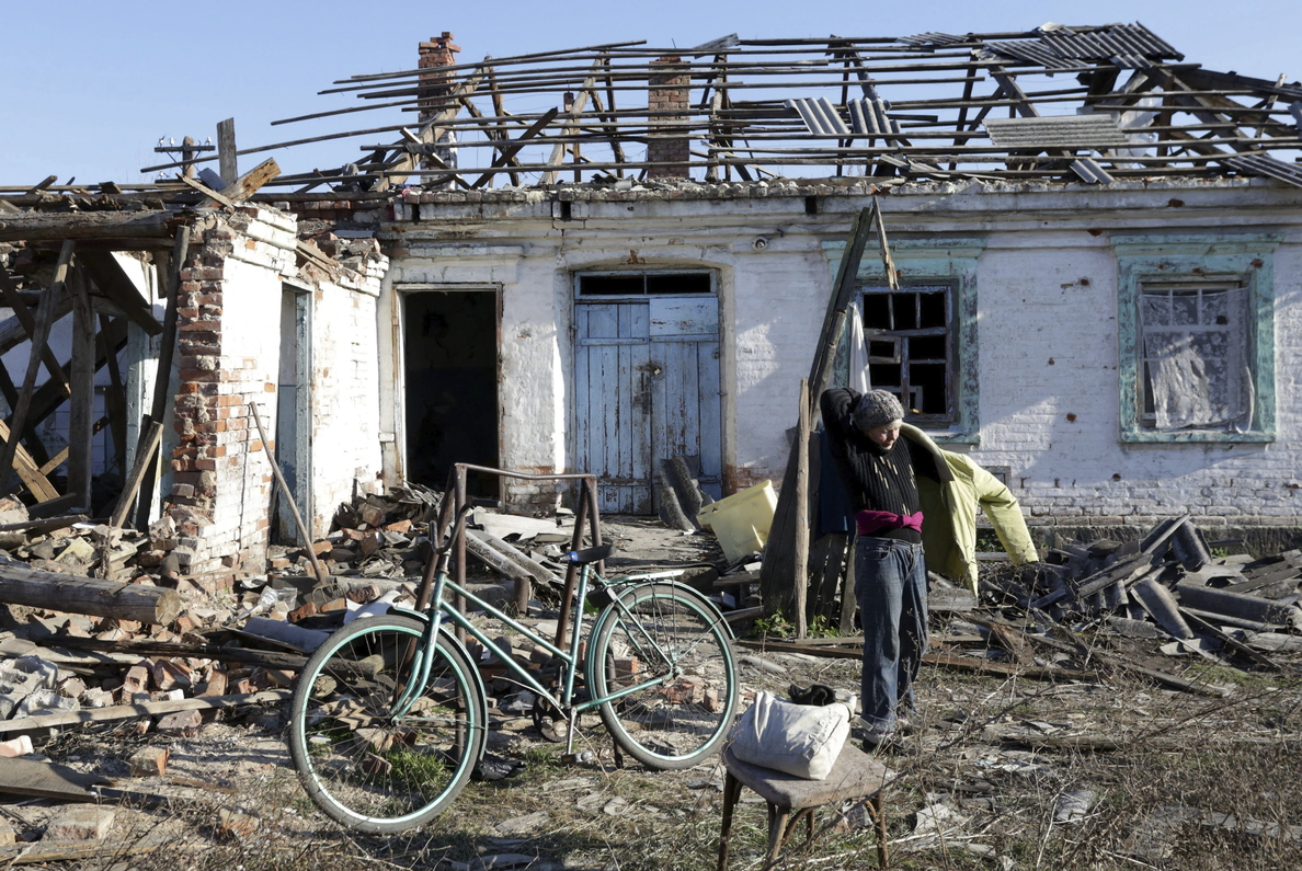Al menos 6 soldados ucranianos muertos en la últimas 24 horas