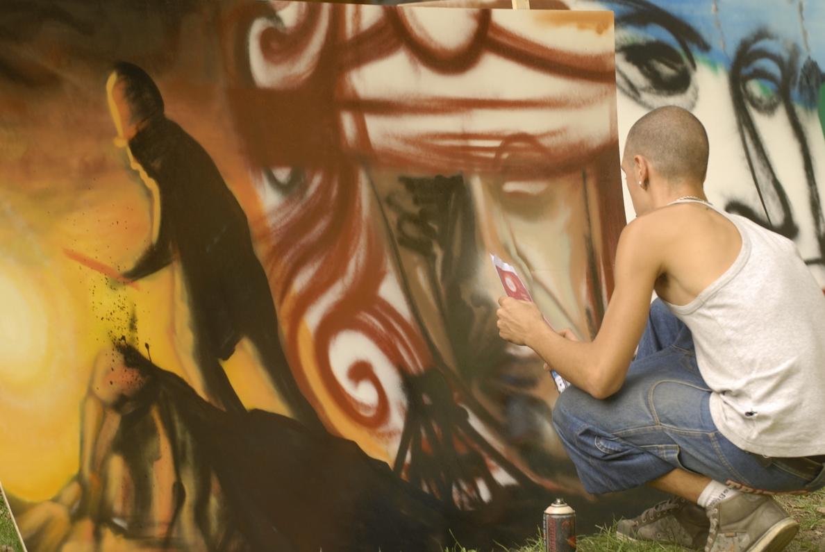 Convocado el Certamen Joven de Graffiti de la Consejería de Cultura