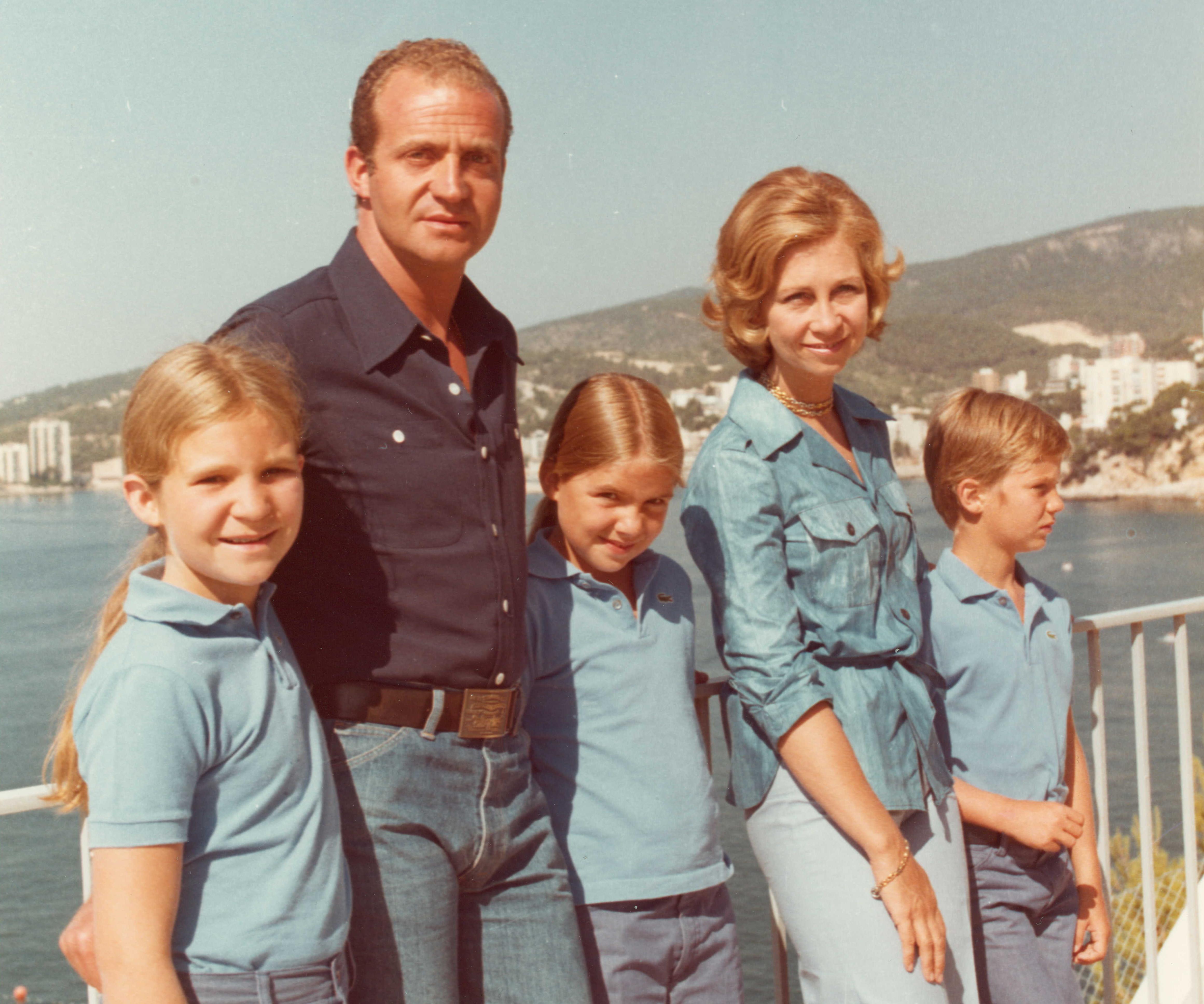 La reina Sofía cumple los 76 años sin la corona de España