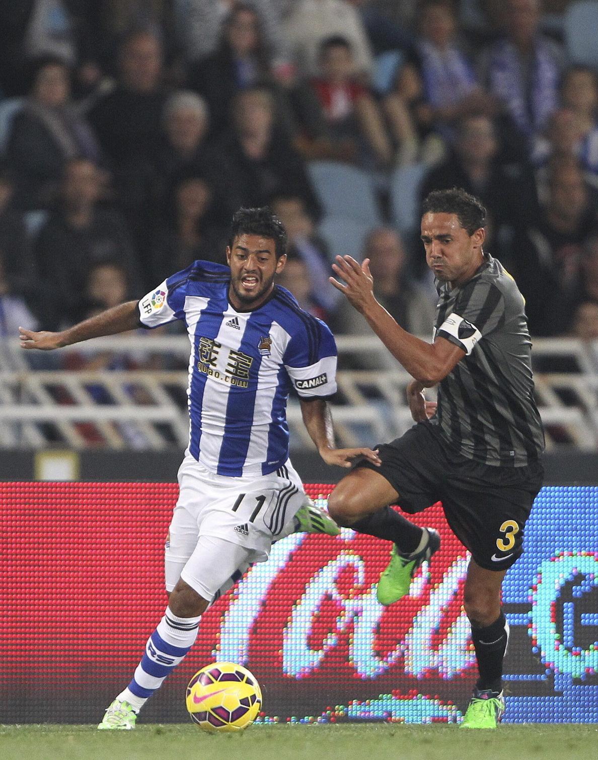 El Málaga deja a Arrasate en el alambre ganando en Anoeta