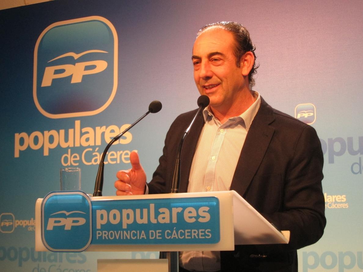 El PP dice que las políticas del Gobierno extremeño han posicionado al Valle del Jerte como «referente» en turismo rural