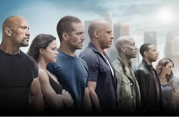 Llega el primer tráiler de la nueva película Fast and Furius (A todo gas) Furius 7