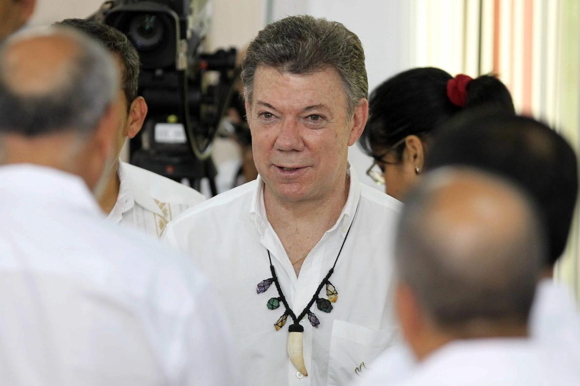El presidente colombiano dice es el «peor enemigo» de las FARC en su historia