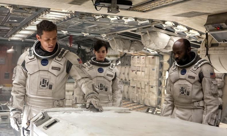 Segundo clip de Interstellar con Matthew McConaughey and Anne Hathaway
