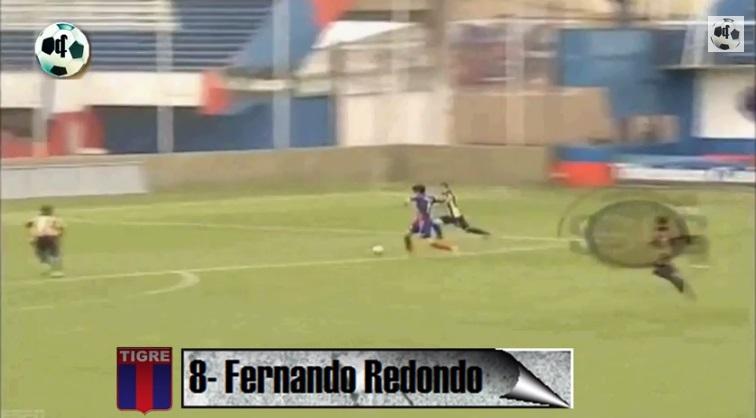 Fernando Redondo Junior, referente del Atlético Tigres con solo 19 años