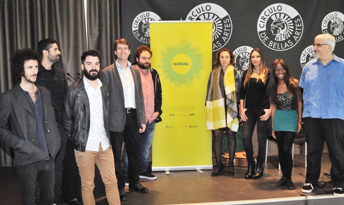 Actual»15 presenta en Madrid una programación musical abierta a multitud de estilos y públicos