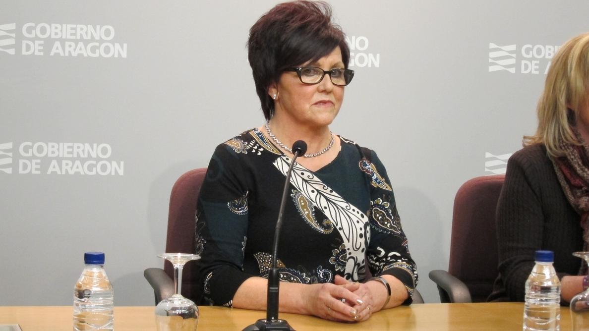Alcaldesa de Peralta cree que el retorno de tabla de Benabarre es buen comienzo para el regreso del patrimonio aragonés