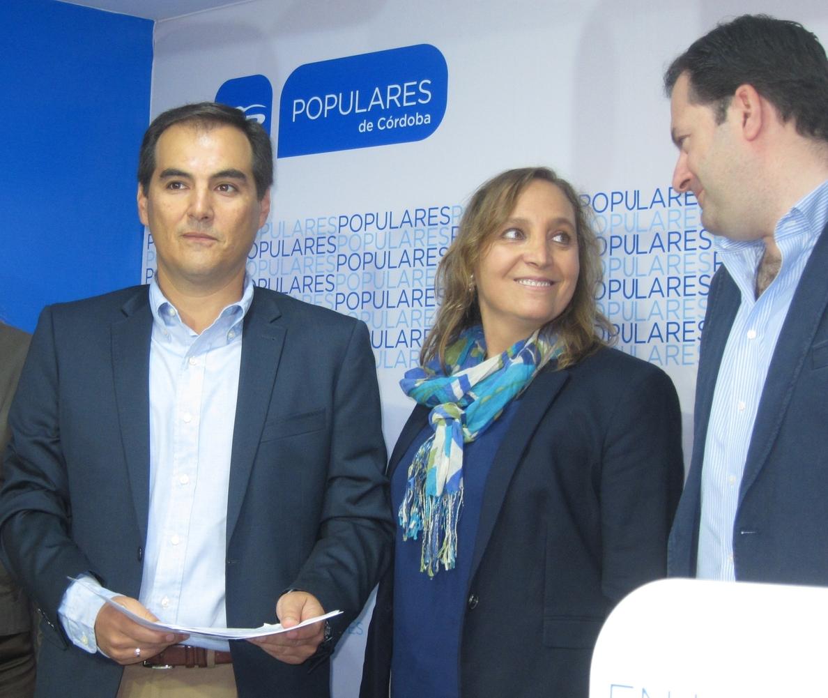 Amalia Cabello de Alba (PP) dice que afronta «con muchas ganas de trabajar» su nueva etapa en el Parlamento